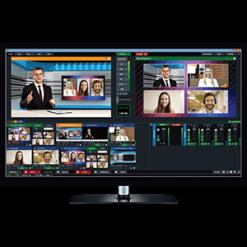 Hybridmöten och livestreaming med tekniker
